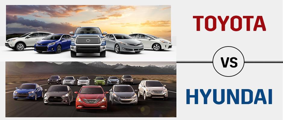 Toyota vs Hyundai