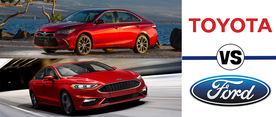 ford vs toyota accounting Major auto makers posted mostly solid sales gains in september amid heavier  consumer discounts and surging demand to replace.