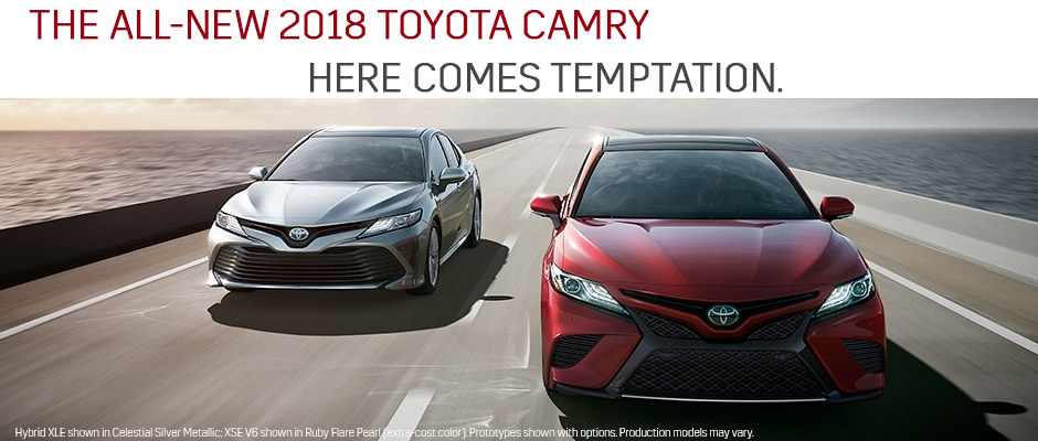 2018 Camry Toyota Delray Beach Near West Palm Beach