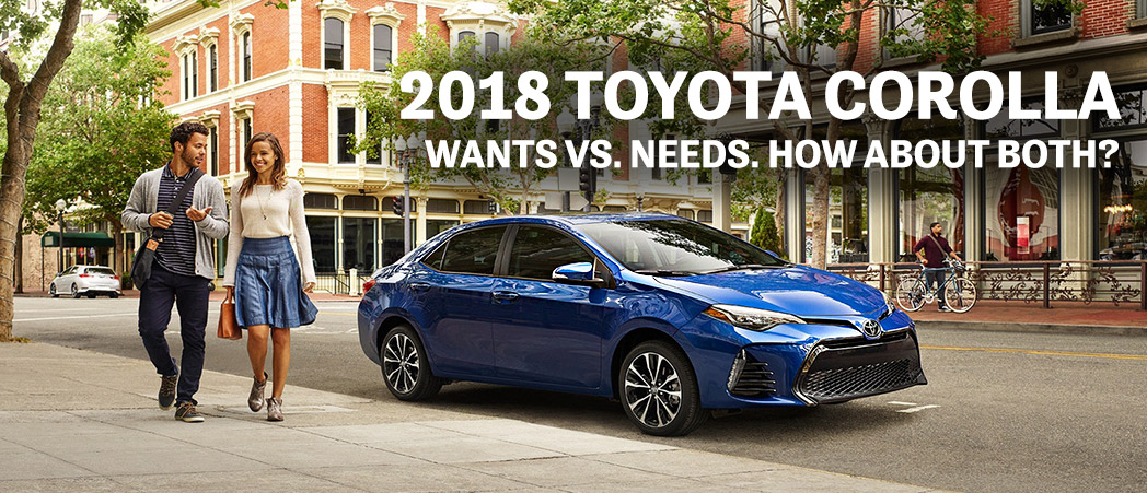 2018 Toyota-Corolla near Wellington