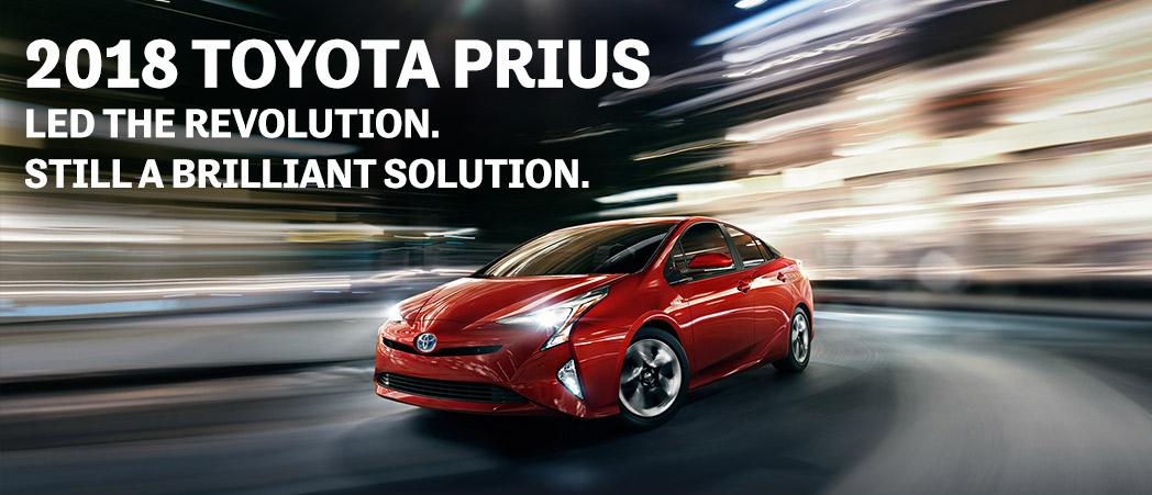 2018 Toyota-Prius near Wellington