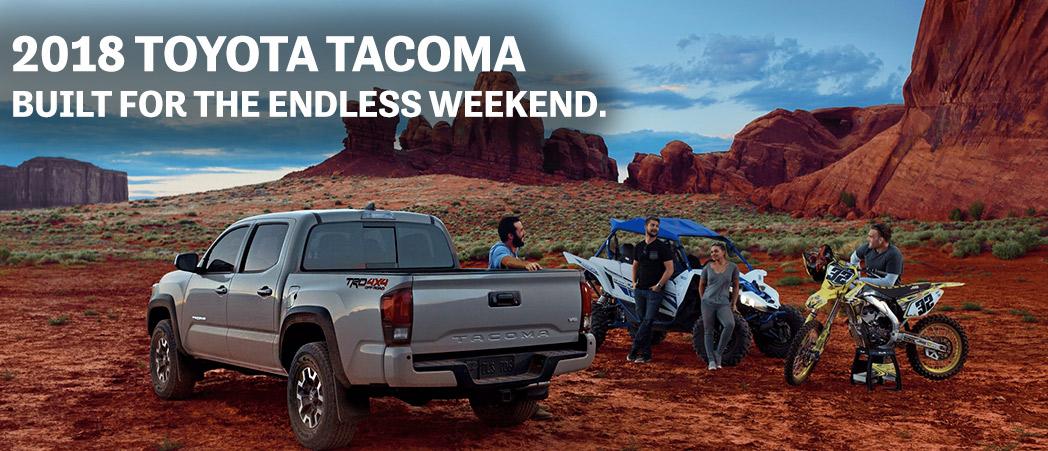 2018 Toyota Tacoma near Wellington